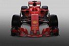 Formula 1 İzle: Ferrari SF71H lansmanı