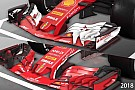 Відео: порівняння болідів Ferrari 2017 та 2018 років