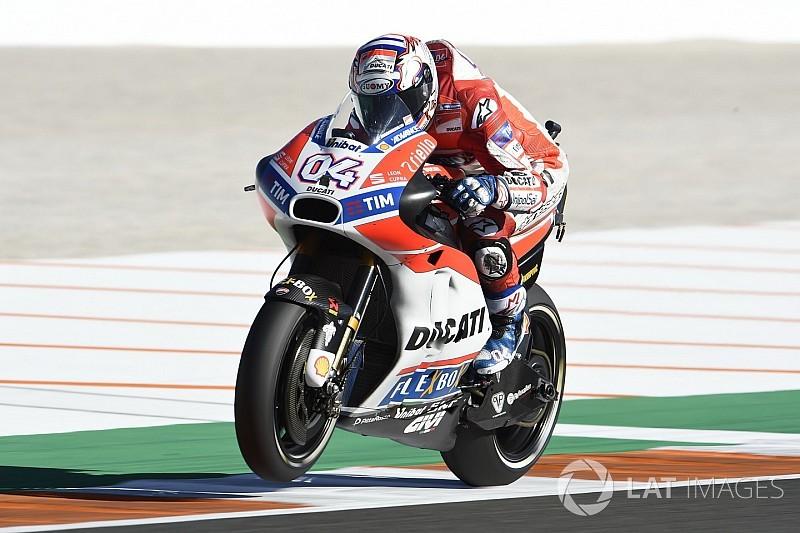 Dovizioso admite que ritmo não foi o mesmo contra Márquez