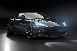 Automotive Noticias de última hora La gran despedida: Aston Martin Vanquish S Ultimate
