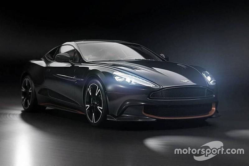 La gran despedida: Aston Martin Vanquish S Ultimate