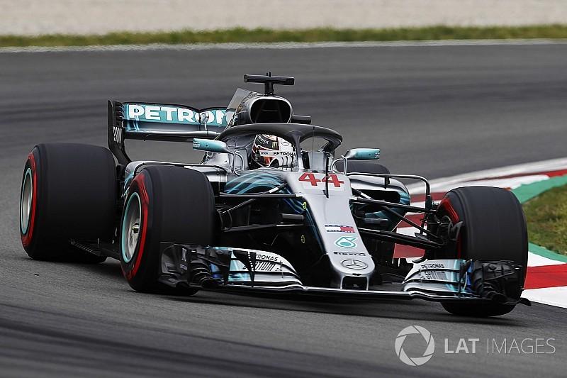 EL3 - Mercedes confirme avant le violent crash de Hartley