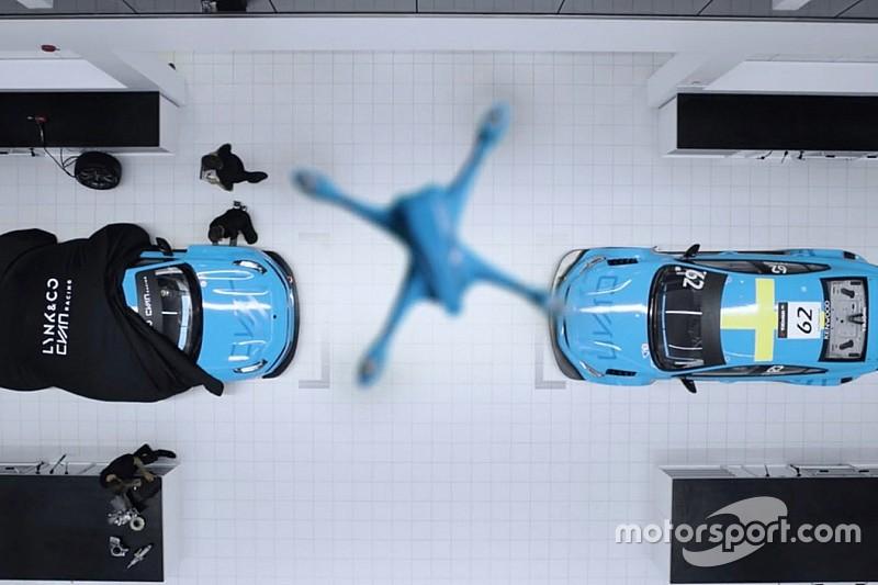 中瑞品牌Lynk&Co即将进军赛车界