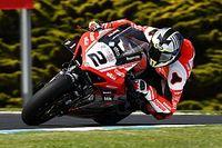 Camier, Barni Ducati ile yollarını ayırdı