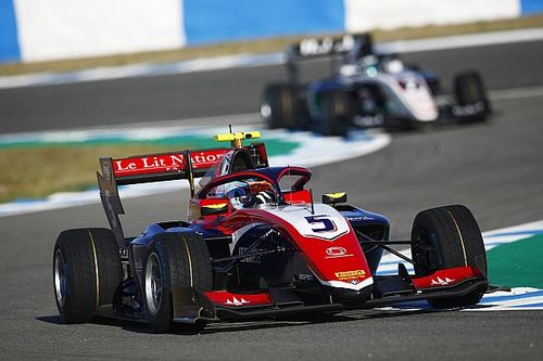 Novalak fastest on second day of Jerez F3 test