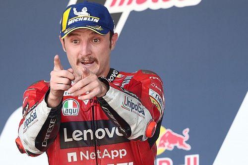 Miller: Dovizioso et Pirro artisans du succès actuel de Ducati