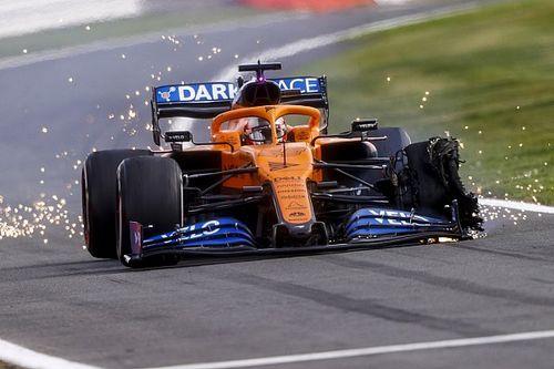 """F1: Pirelli lança """"investigação completa"""" após falha dos pneus em Silverstone"""