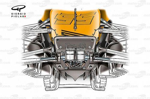 Dans le secret des évolutions techniques F1 en Autriche