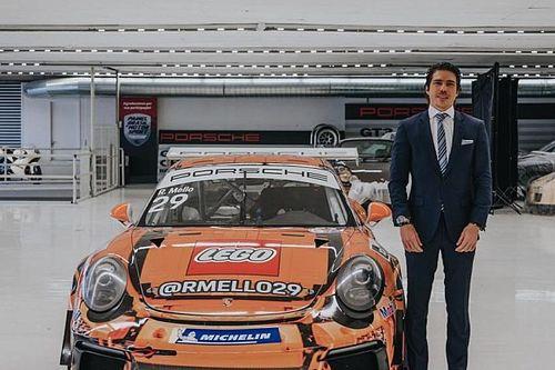 Rodrigo Mello terá 'carro da Lego' na Porsche Cup em Interlagos