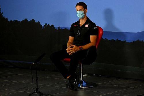 Haas: Grosjean preoccupato dall'assenza di upgrade programmati