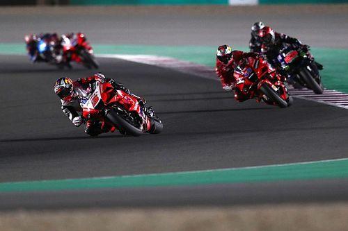Ducati ne s'inquiète pas d'avoir quitté Losail sans victoire