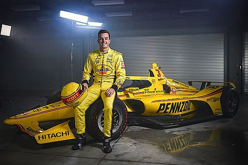 """""""A bloody good day!"""" says McLaughlin after Texas IndyCar test"""