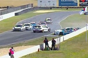 GRM teammates disagree over clash