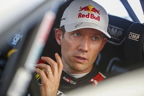 WRC: Ogier coinvolto in un incidente stradale prima della PS17!