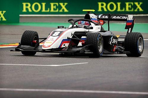 Смоляр провалил квалификацию Ф3 в Сочи