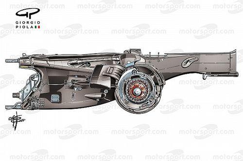 La nueva transmisión de Ferrari que ha propiciado su mejora