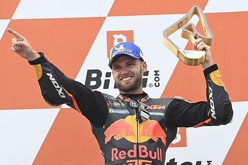 Austrian MotoGP: Binder takes shock win with slick tyre gamble
