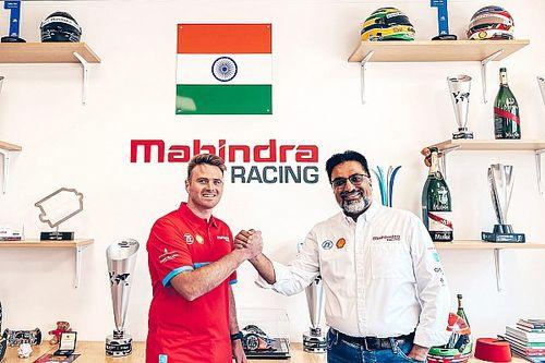Rowland, 2022'de Lynn'in yerine Mahindra ile yarışacak