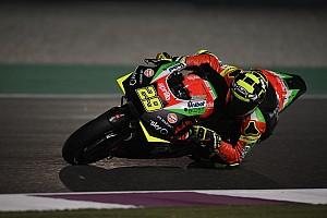 """Iannone: """"Luchar por victorias y podios es, ahora mismo, poco realista"""""""