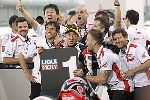 MotoGPコラム:同郷のヤツに負けられない! 鳥羽海渡のMoto3初優勝が、日本人ライダーたちにもたらすモノ