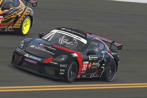 Marcos Riffel vence em Daytona garante título da Sprint Challenge