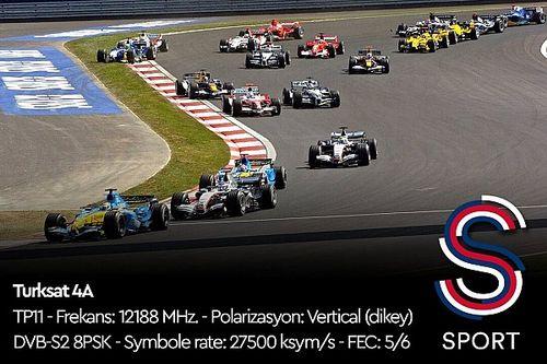 2020 Türkiye GP, S Sport'tan ücretsiz izlenebilecek