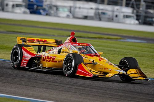 Hunter-Reay blijft bij IndyCar-team Andretti voor twaalfde seizoen