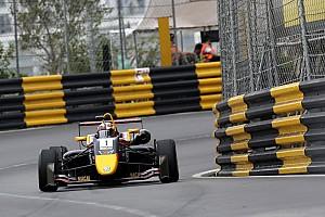 Macau GP: Ticktum pakt pole, Schumacher negende