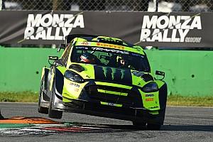 Rossi signe une 7e victoire au Monza Rally Show!