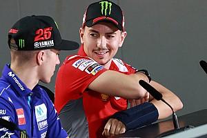 Penampilan terakhir bersama Ducati, Lorenzo belum fit