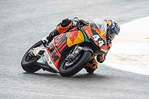 Valencia Moto2: Marquez fall hands Oliveira win after early chaos