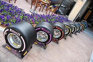 A Pirelli kijelölte a keverékeit 2019 első négy nagydíjára