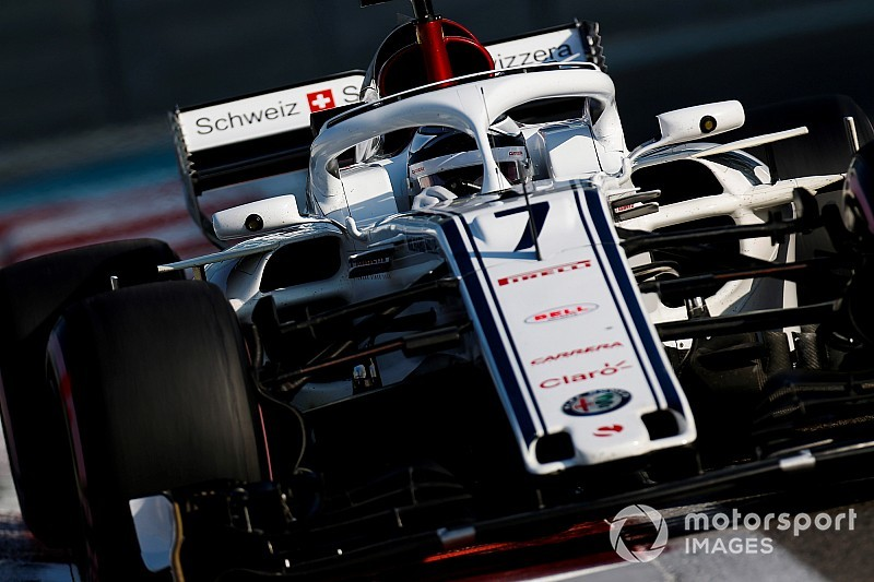 "Sauber: ""Espiral positiva"" foi crucial para motivar Kimi a retornar"