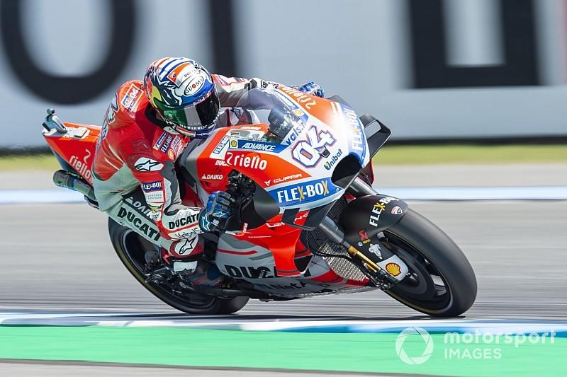MotoGP日本FP1 ドヴィツィオーゾ最速。中上13位、中須賀15位発進