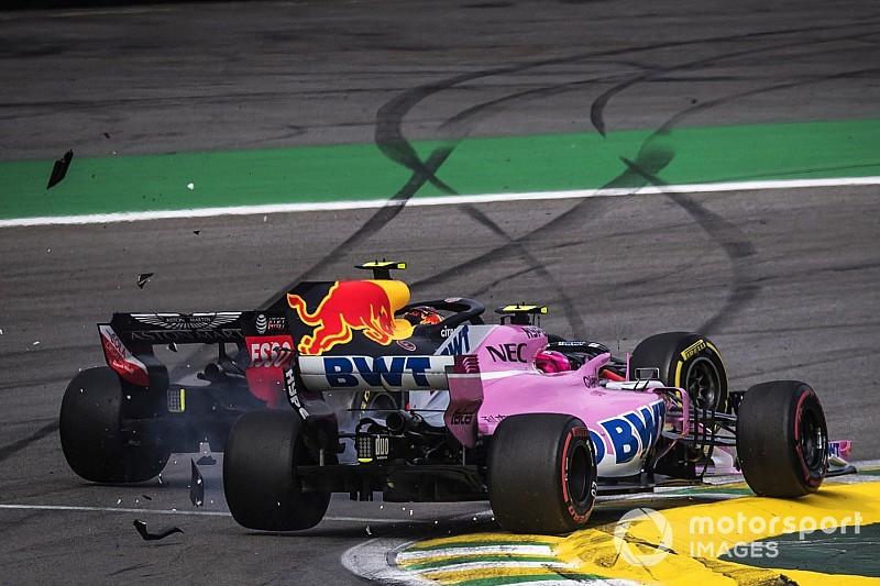 Hamilton le dijo a Verstappen: