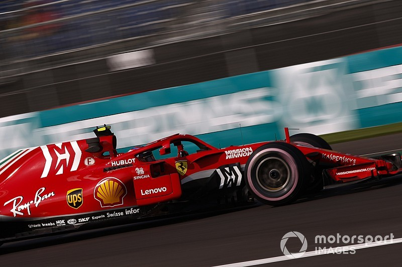 Ferrari won't use new floor for remainder of Mexican GP