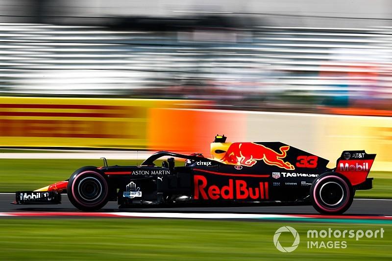 Meksika GP 3. antrenman: Verstappen yine lider, Bottas yolda kaldı