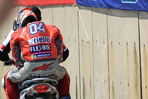 MotoGP Intervista Dovizioso fa mea culpa: