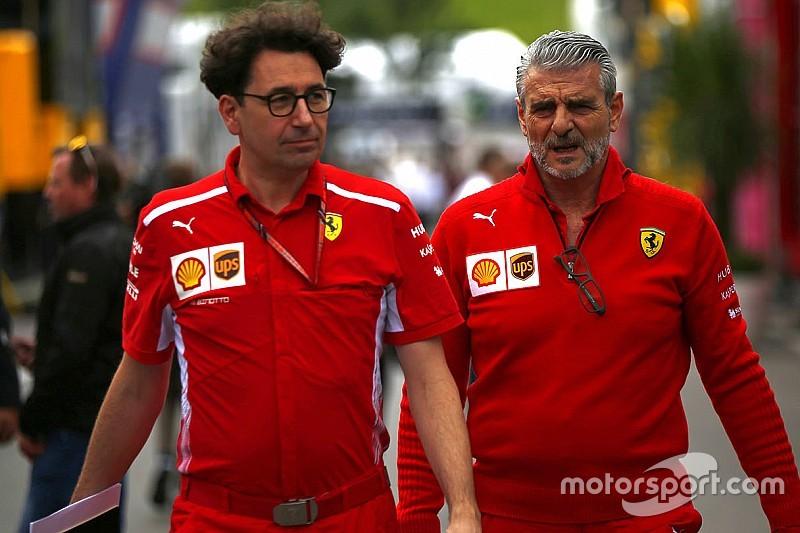 СМИ: Арривабене покинет пост руководителя Ferrari. Его заменит Бинотто
