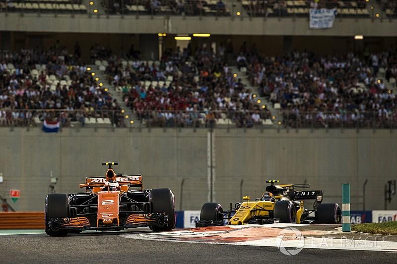 McLaren, Renault'nun deneyimlerinden faydalanacak