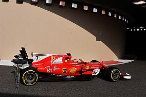 Формула 1 Отчет о тестах Райкконен стал быстрейшим в первый день тестов в Абу-Даби