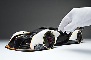 Amalgam Collection wekt de virtuele'McLaren Ultimate Vision Gran Turismo' tot leven
