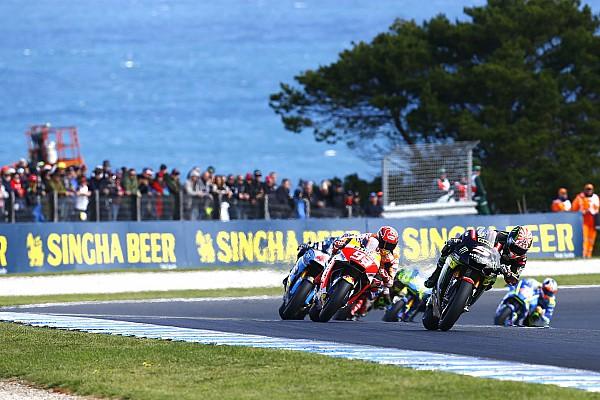 MotoGP Australia aceptaría cambiar la hora de la carrera si es por seguridad