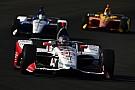 IndyCar Andretti et Dixon s'attendent à des dépassements plus difficiles