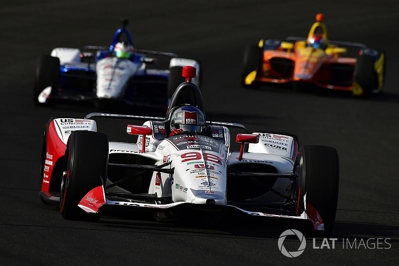Imbatível, Andretti domina quarta-feira em Indianápolis