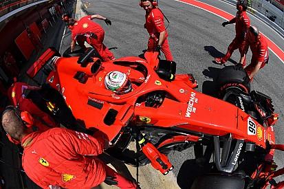 Formula 1 Ferrari: due giorni di test utili a ripulire le scorie del GP di Spagna