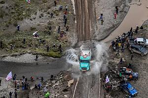 Дакар Топ список Дакар-2018, Етап 6: найкращі світлини вантажівок