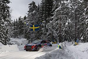 WRC Galería GALERÍA: Así comenzó el Rally de Suecia de WRC