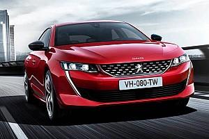 Новий Peugeot 508: рішучий седан