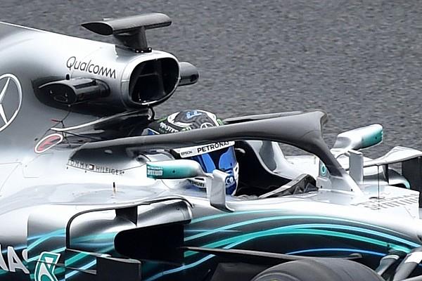 F1 Top List Vídeo: Bottas nos muestra lo que ven los pilotos con el Halo